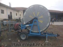 tamburlu sulama makinası