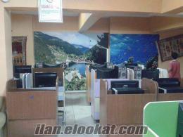 devren kiralık internet cafe