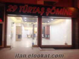Ankara Türtaş Şömine