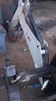 izmirde sahibinden satılık mini beko kanal kazıcı