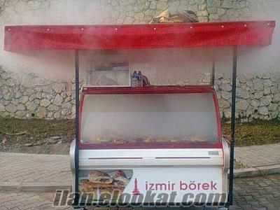 Satılık Börek Simit Arabası