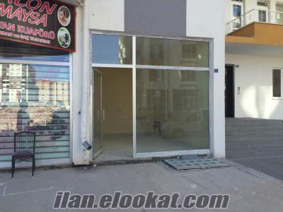 kayseri erkilette kiralık dükkan