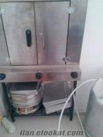İzmir pastane ekipmanı
