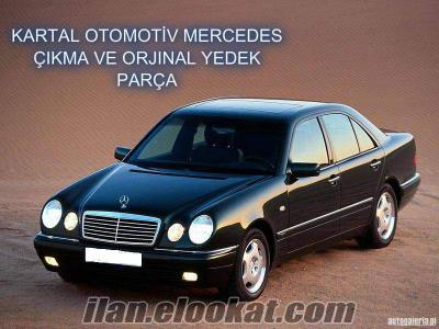 Mercedes 124 kasa çıkma