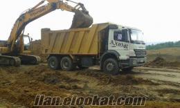 Muğla kiralık hafriyat kamyon