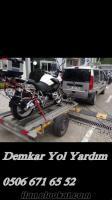 istanbul demkar kadir motosiklet yol yardım çekicisi yedek parça servisi