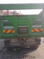 Batmanda sahibinden kiralık şöforü ile 2125 mercedes damperli uzun şase kamyon