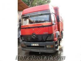Mercedes Axor 3228- 40 ayak damperli