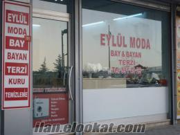 İstanbul Avcılar Devren Satılık Bay-Bayan Terzi