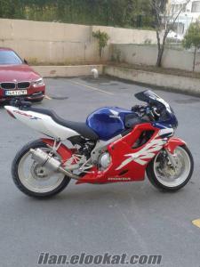 honda cbr 600f 1999 model temiz