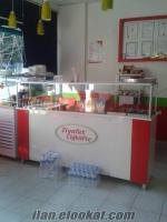 istanbul kartalda devren satılık çiğköfte dükkanı