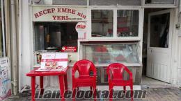 uşakta sahibinden devren satılık döner kebap dükkanı