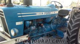 2.El Temiz ve Bakımlı Ford 6600