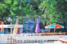 İstanbul Sarıyer kadınlar plajı