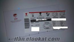 Türkiye Kupası Finali Galatasaray - Bursaspor maçına GS maraton bileti