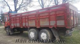 1990 model hurda belgeli ford cargo 2517