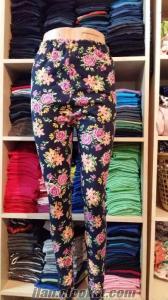 imalattan ucuz desenli pijama 4tl