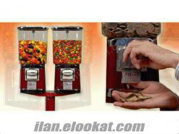adanada sahibinden satlık şeker ve sakız otomatları