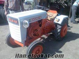 her türlü mini bahçe traktörleri başak 12 başak 17 mevcuttur