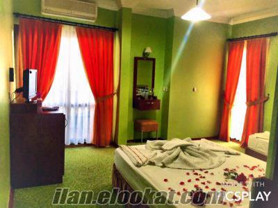gümüldürde günü birlik ve gecelik kiralık otel odası