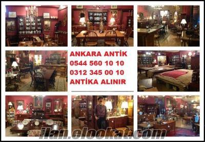 Ankara Antika Gümüş Alanlar Alan yerler