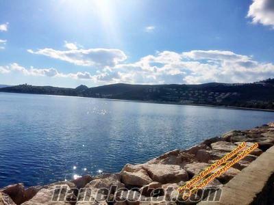 İzmir foça yenifoça sazlıça eminmekt te satılık deniz manzaralı denize yakınvil