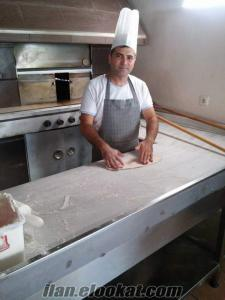 deneyimli pide pizza chef