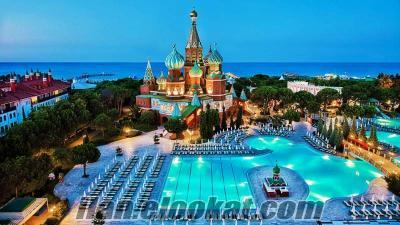 Antalya World of Wonders 1 hafta Nisan ayında tatil arkdası bayan arıyorum