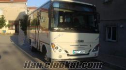 kocaelinde satılık 2005 model ıveco m23 otobüs