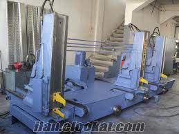 her çeşit ağaç işleme makinaları ve marangoz makınaları imalatı ve ticareti