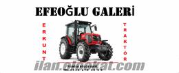 Salihlide efeoğlu galeriden erkunt traktör