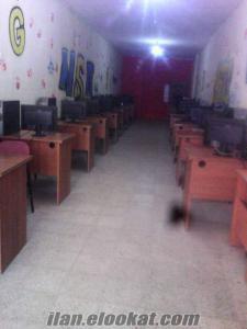 Acilll satılık internet cafe