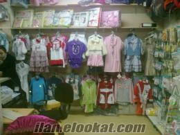 üçyol betonyolda devren satılık bebe kıyafet dükkanı