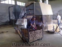 Satılık Briket Mangal Kömür Fabrikası