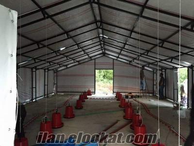 istanbulda sahibinden satılık tavuk çiftliği çadırı