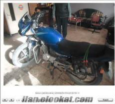 İzmirde satılık motorsiklet