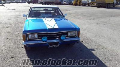 1976 model ford taunus nostalji aracım dizilere filmlere ve klıplere kiralanır