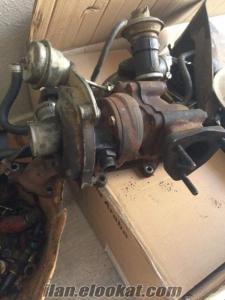 Tata indica turbo enjektör ve motor parçaları