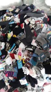 Parti malı çorap düzinesi 4 tl