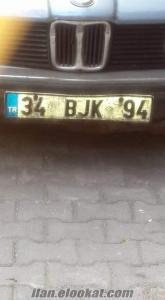 kara kartala özel 34 BJK 94
