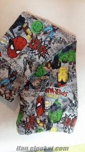 ucuz desenli çocuk pijama 2tl