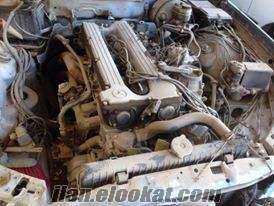 126 kasa 280 mercedes araç yedek parac olarak satlık