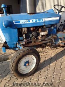 ford 3600 sahibinden 1976 traktör denizlide
