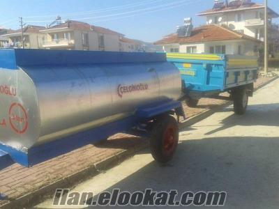 sıfır yada ikinci el su tankerleri