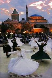 konya mevlana haftası şeb_i aruz törenlerine gezi düzenlenmiştir program: