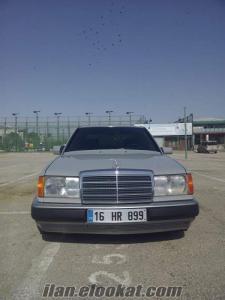 araçım orjinaldir Mercedes 200 E