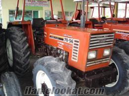 satılık 1992 model fiat 70 56 dt çift çeker marka tarktör
