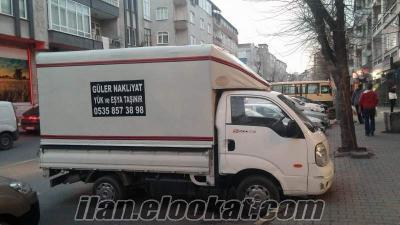 İstanbul şehir içi ucuz nakliye arayanlar