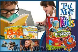 Tell Me More Kids İngilizce Eğitim Seti