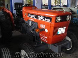 satılık 2004 model newholland 54 c marka traktör